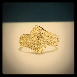 Jewelry - Woman's Diamond Ring